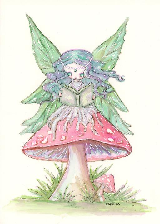 Silvara Fairy